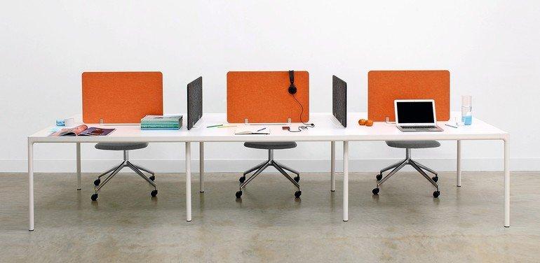 PearsonLloyds Tischsystem U0027Edgeu0027 Für Modus Schafft Locker Den Spagat  Zwischen Home Und Office. Foto:Modus