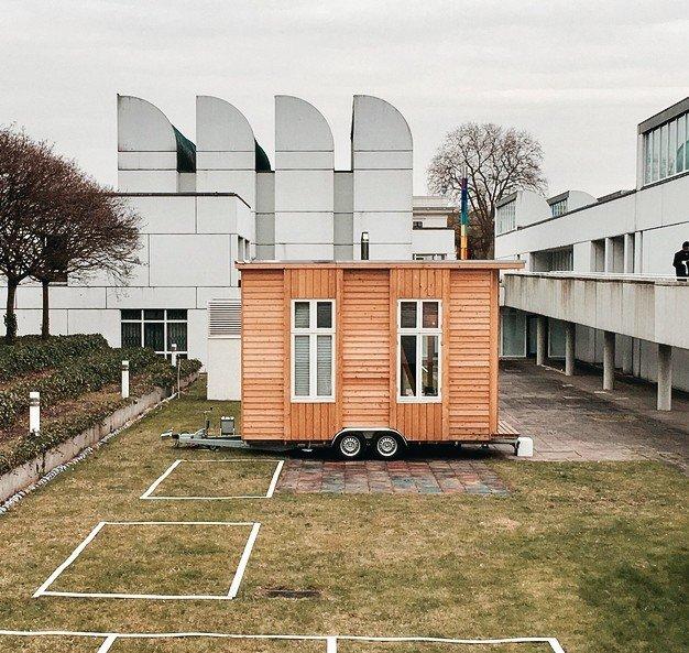bauhaus campus kleine wohnungen f r morgen md mag. Black Bedroom Furniture Sets. Home Design Ideas