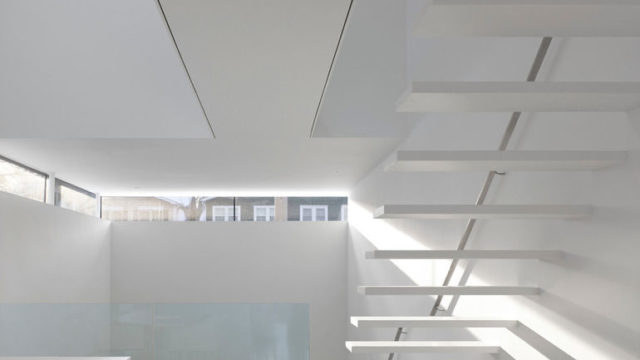 Treppe, Licht und Schatten, Residenz , Shadow Box, Johnson Chou