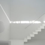 Treppe, Licht und Schatten, Residenz , Shadow Box, Johnson Chou