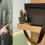 Handtasche veganes Leder