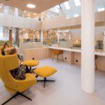 Lichtkonzept, ALL Atelier, Norwegen, Rathaus