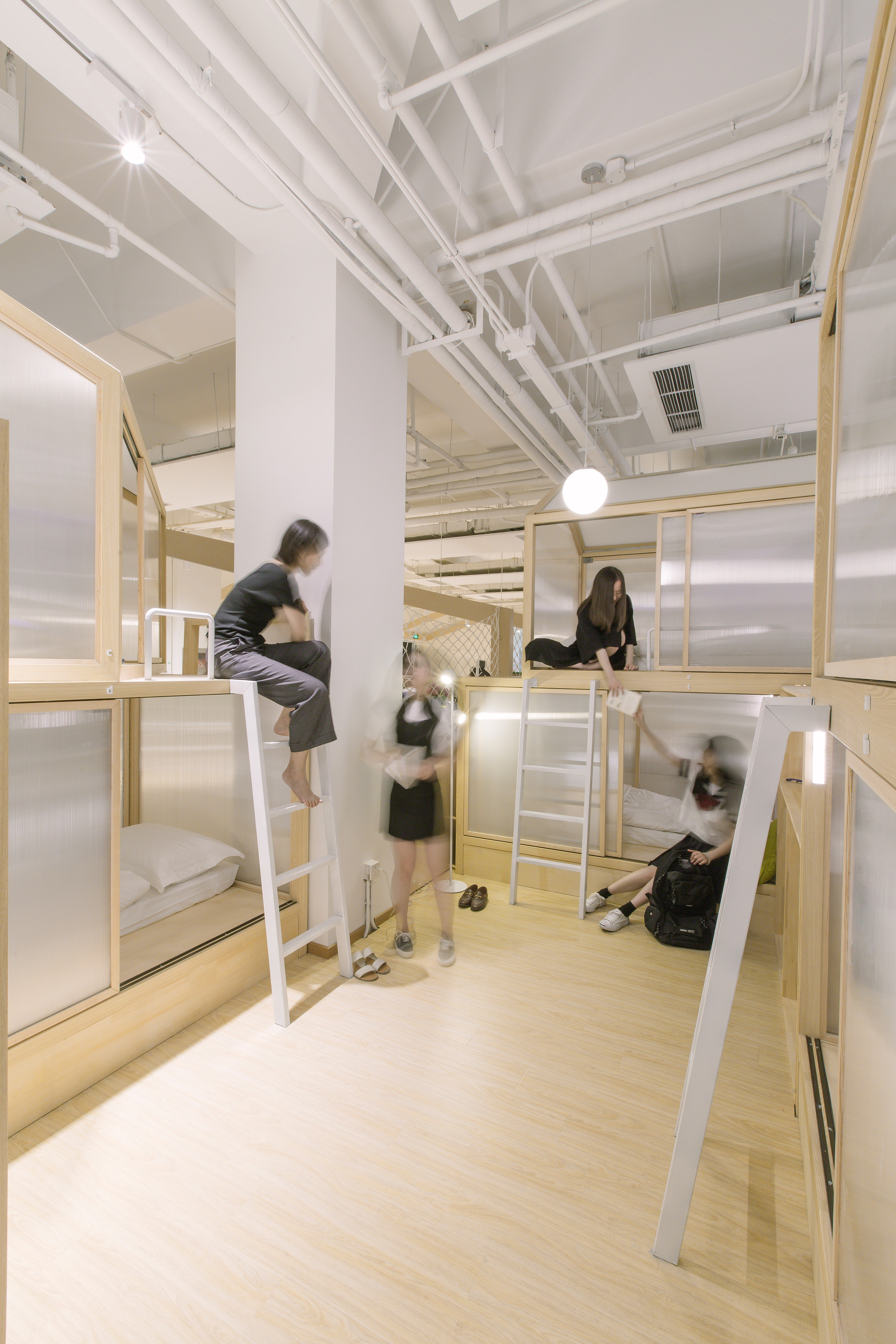 Together Hostel in Beijing/China - Urbanes Camping - md-mag