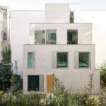 Stadtwohnhaus, Batek Architekten
