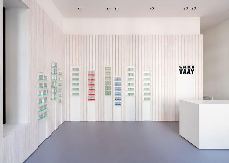 Batek Architekten, Vaay Store