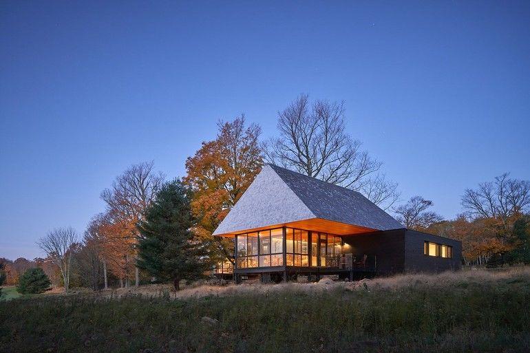 MacKay-Lyons Sweetapple Architects, Bigwin Island Club, Ferienhäuser