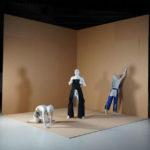 Produktidee- und Umsetzung von Camilla Ruh in der 'Ausstellung 'Workspace in Progress'.