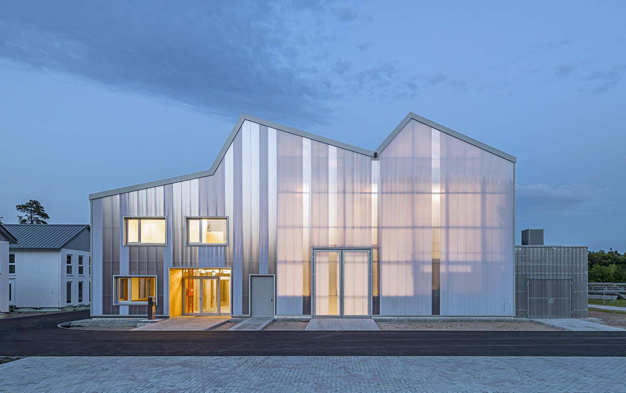 KITEnergy Lab von Behnisch Architekten, nominiert für den DAM Preis 2021