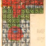 Gottfried Böhm, Neviges, Rosenfenster