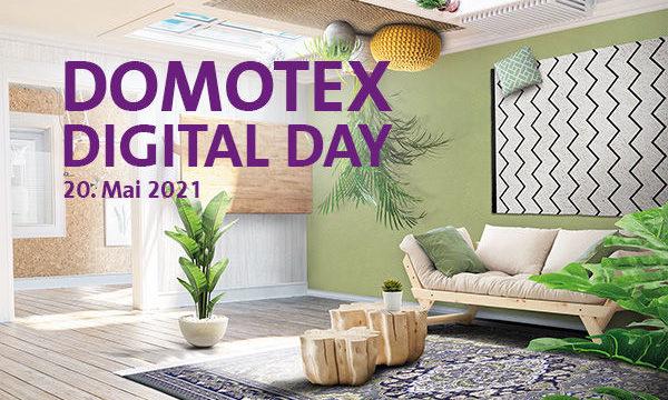 Die Domotex soll 2021 als rein digitale Veranstaltung stattfinden.