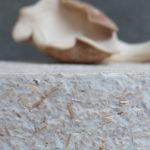 Dämmplatte aus Pilzmaterial für die Kochkiste