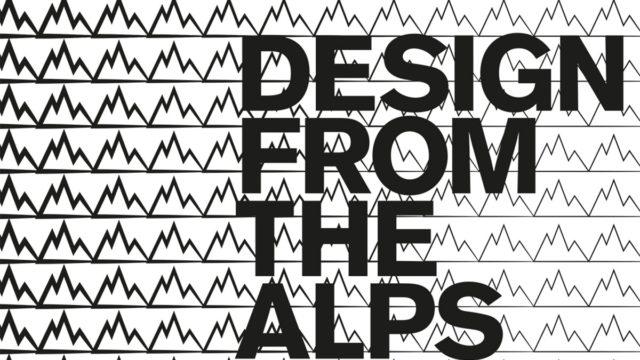 Design im Alpenraum