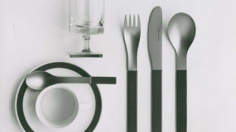 Designgeschichte: Essbesteck Duo aus den 1960er Jahren von Rosenthal Porzellan