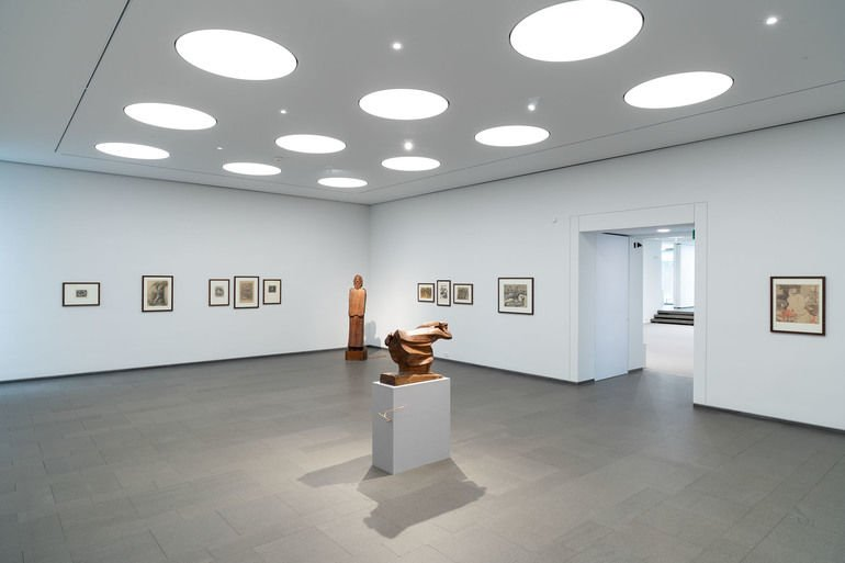 Museumsbeleuchtung