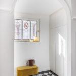 Diele, Gründerzeitvilla, Einfamilienhaus, Blocher Partners