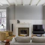 Kamin, Gründerzeitvilla, Einfamilienhaus, Blocher Partners