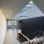 Treppenhaus der Delta Light Deutschland