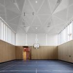 Lukas Imhof Architektur, Turnhalle