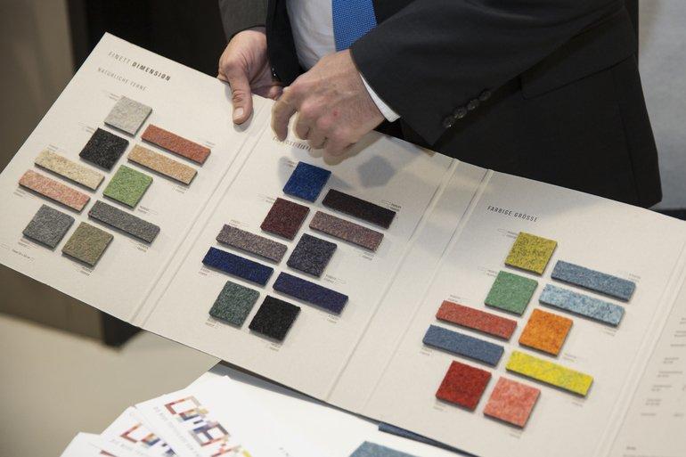 Fachveranstaltung Farbe Frankfurt. Farbe ist Trend - md-mag