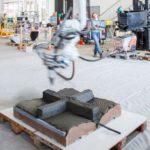 Fertigung, Fast Complexity, 3D-Druck, Beton