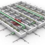 Fast Complexity, 3D-Druck, Beton