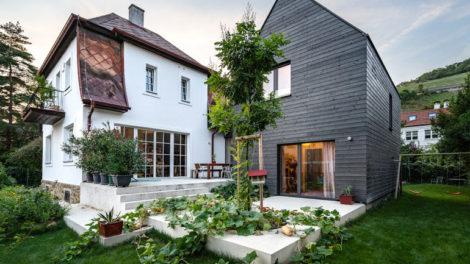 Haus B, Smartvoll Architekten, Bauen im Bestand