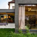 Haus B, Smartvoll Architekten, Bauen im Bestand, Außenansicht