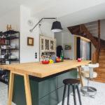 Haus B, Smartvoll Architekten, Bauen im Bestand, Küche