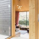 Haus B, Smartvoll Architekten, Bauen im Bestand, Übergang wohnzimmer zu Esszimmer