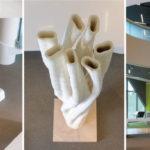 Additive Fertigung, 3D-Druck, zellulosebasiertes Druckmaterial