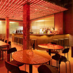 Restaurant Momenti in Shanghai