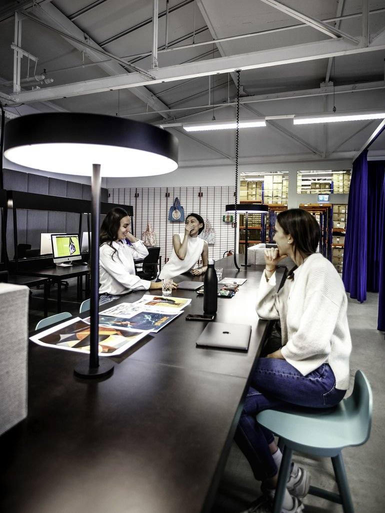 Post Pandemic Office, Aisslinger