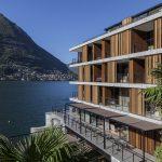 Patricia Urquiola entwarf das Konzept des Il Sereno Hotels am Comer See. Foto: Patricia Parinejad
