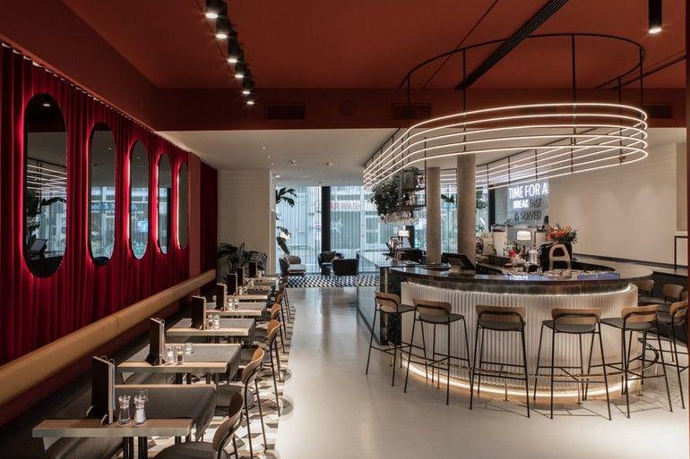We want more, Ibis, Brüssel, Bar, Restaurant