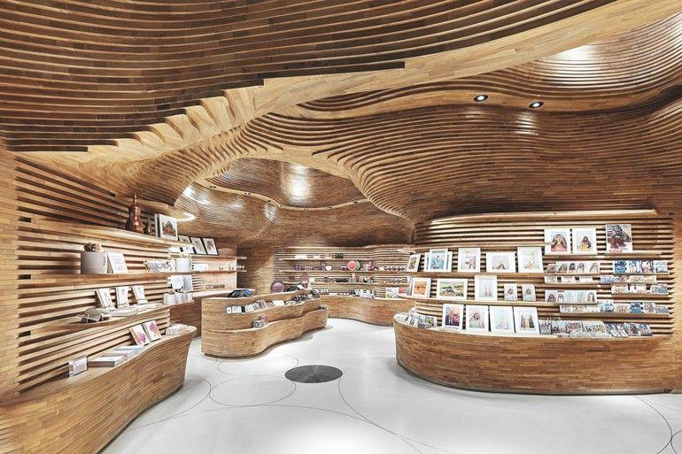Store Book 2020, Ladenbau, Museumsladen