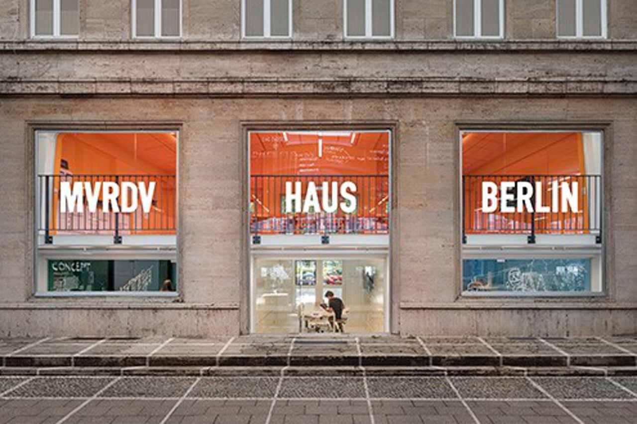 MVRDV Haus Berlin