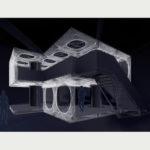Maison Fibre, Faserverbundbauweise