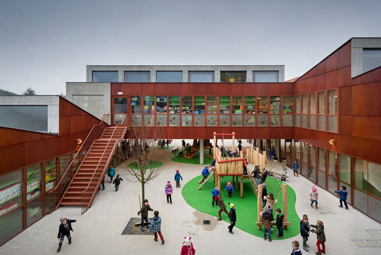 Bonheiden_kleuterschool_'t_Kranske_Belgie_