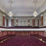 Stehlin-Musiksaal im Basler Konzerthaus, restauriert von Herzog & de Meuron