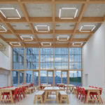 SOA Architekten, Grundschule Amos, Kantine