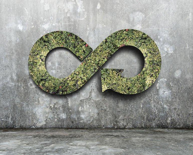 nachhaltige Materialien