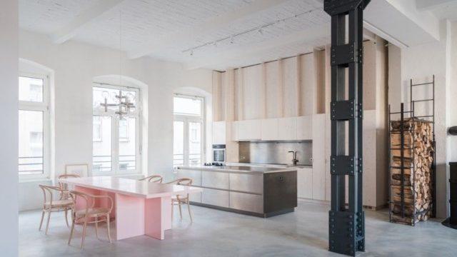 Loft, Batek Architekten