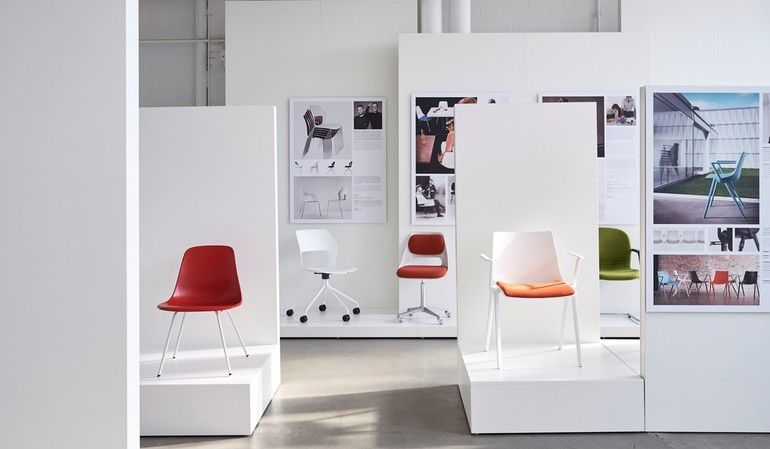 Wilkhahn, Sonderausstellung, Bauhaus, Zeitbezüge