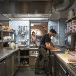 IFUB, Cafe Kandl, Küche