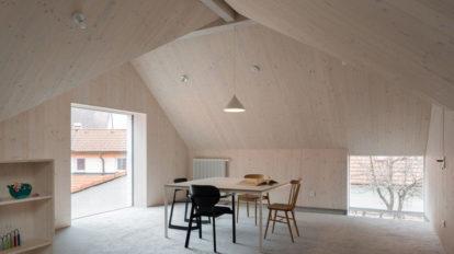 Atelier 111, Revitalisierung, Umbau, Bauen im Bestand, Wohnhaus