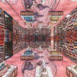 Store Book 2020, Ladenbau, Leseecke