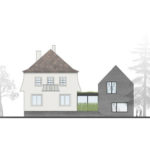 Haus B, Smartvoll Architekten, Bauen im Bestand,