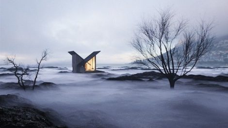 The Mountain Refuge, Gnocchi + Danesi Architects