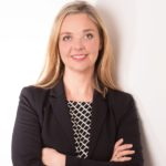 Swantje Kühn mit ihrem Beitrag zur Sustainability