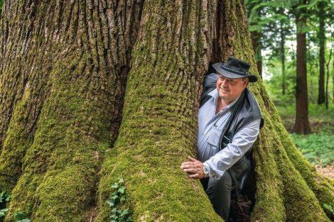 Jakob Röthlisberger über Holzverarbeitung
